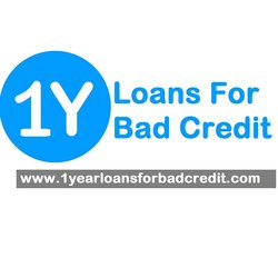 1 Year Loans For Bad Credit