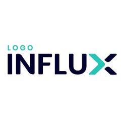 Logo Influx | LogoInflux