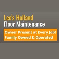 Leo's Holland Floor Maintenance